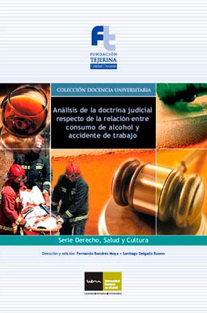 alcohol y trabajo publicaciones Fundación Tejerina
