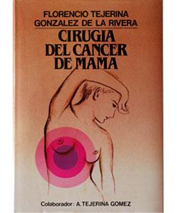 cirugía cancer de mama publicaciones Fundación Tejerina
