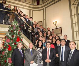 Clausura Encuentro Iberoamericano