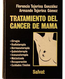 tratamiento cancer de mama publicaciones Fundación Tejerina