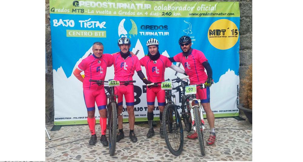Patrocinio Equipo Ciclista - Noticias - CPM - Fundación Tejerina