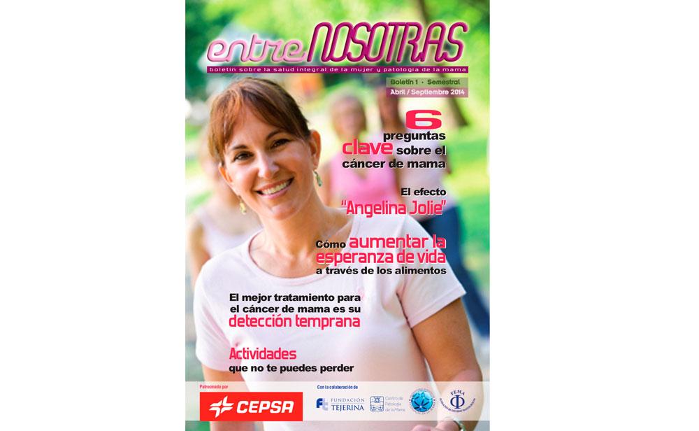 Entre Nosotras - Noticias CPM Tejerina - Fundacion Tejerina