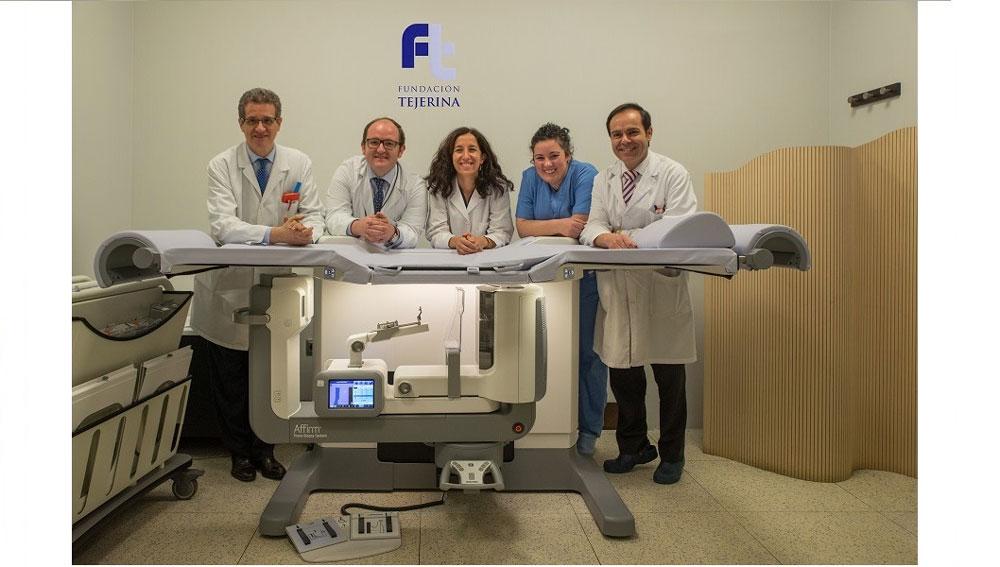Mesa Prona tomosíntesis - Noticias - CPM - Fundación Tejerina