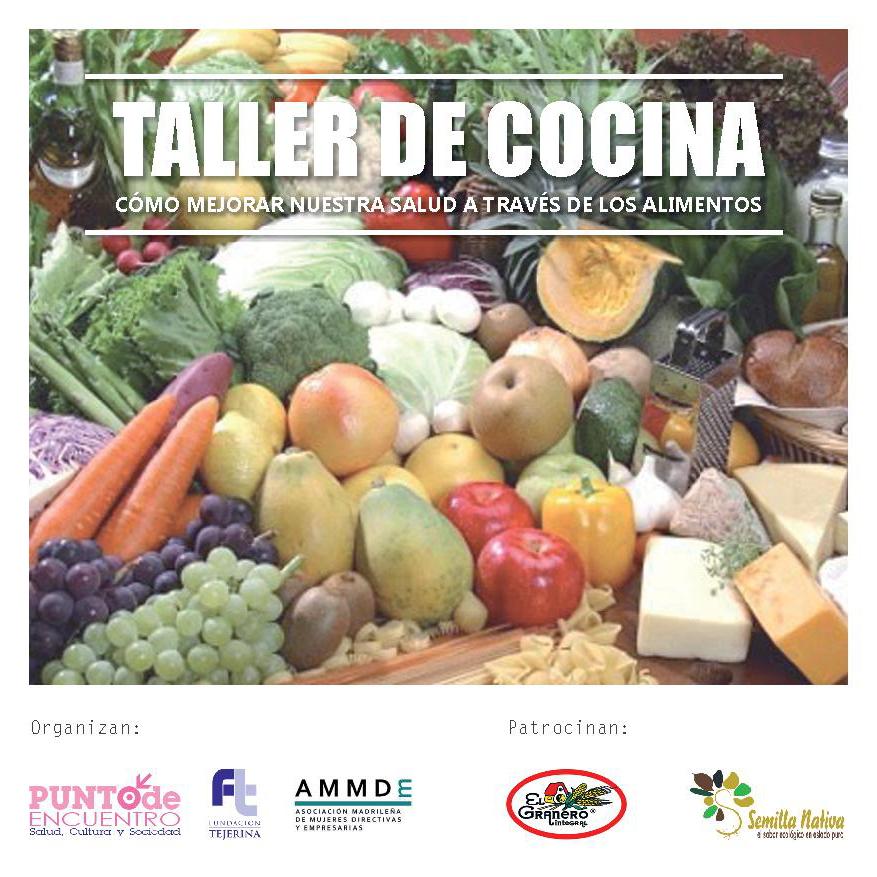 Taller de cocina - Noticias - CPM - Fundación Tejerina