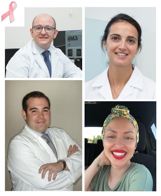 Preguntas frecuentes de las pacientes  de cáncer de mama en tiempos de pandemia